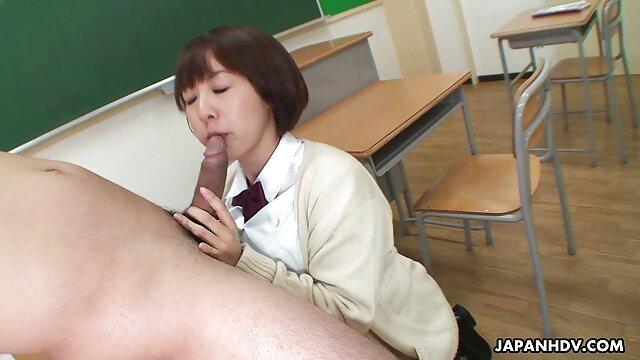 Ուսանող, սեռը փոխանակման զավեշտական պոռնո TS (20115)